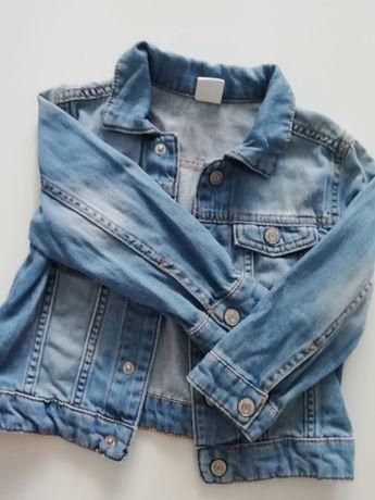 Kurteczka jeansowa H&M 92 cm