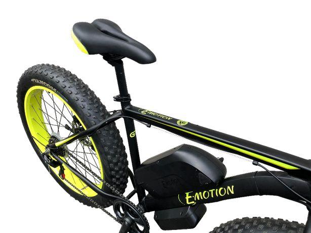 Електровелосипед передній привід E-motion Fatbike GT 48V16Ah750W Front
