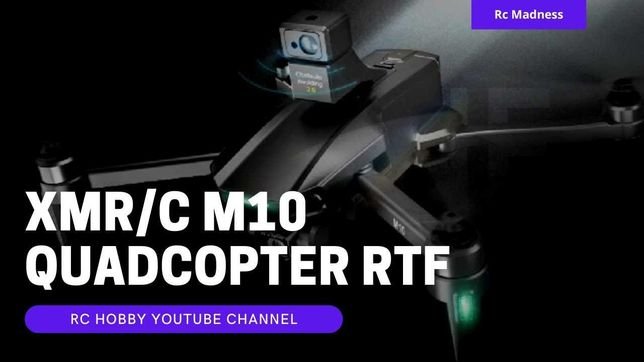 Дрон XMR / C M10  GPS датчик препят 3х ос стаб 6K 5G ,1,2км,25мин