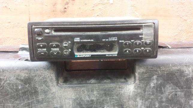 Radio samochodowe black punkt