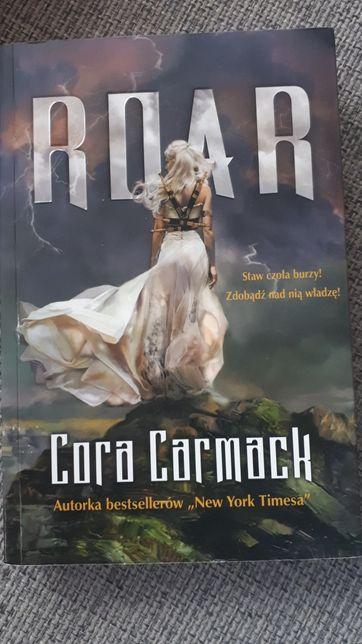 """Roar"" Cora Carmack"