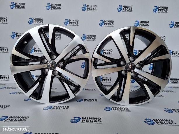 "Jantes Peugeot RCZ em 18"""