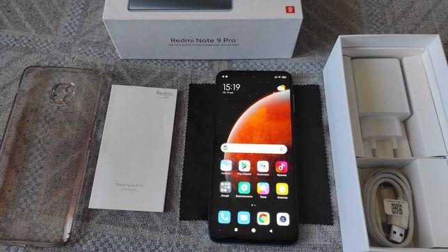 Xiaomi Redmi Note 9 Pro 6/64 (Не видит сеть)