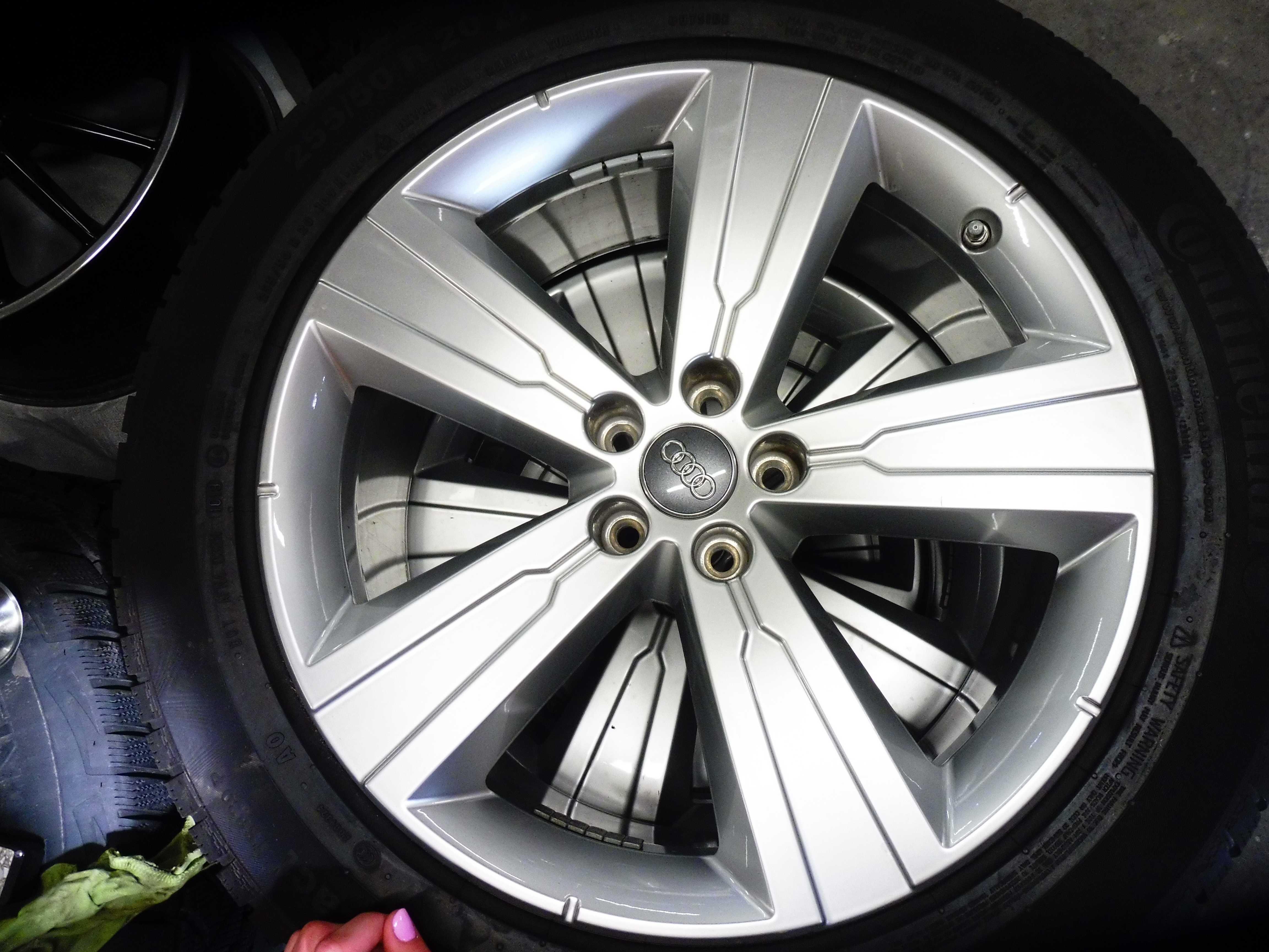 """Aufelgi 20"""" 5x112 Audi"""