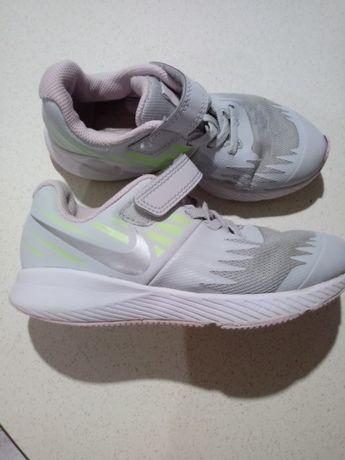 Buty Nike r. 30. Szare