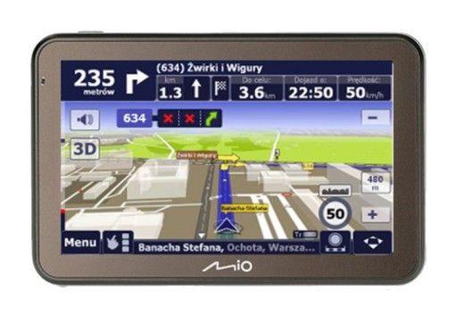 Najnowsze mapy iGO Primo Truck AutoMapa aktualizacja wgrywanie