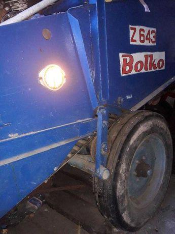 Kombajn bolko Z-643