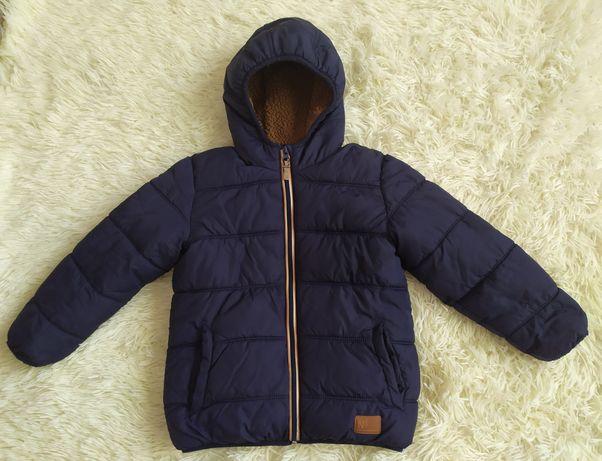 Курточка Next для мальчика  на возраст 4-5лет