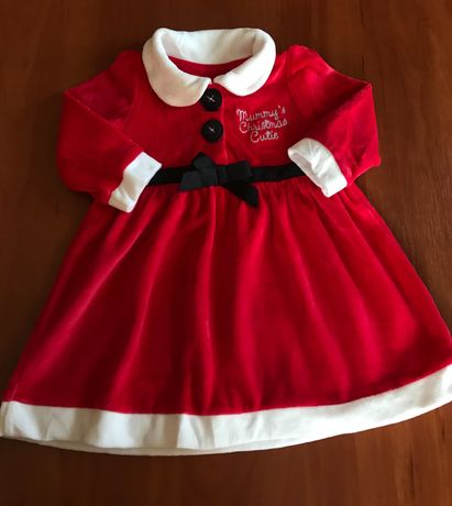 Дитяче новорічне платтячко George