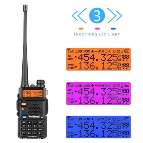 walkie-talkie Radio Telefon Baofeng UV-5R