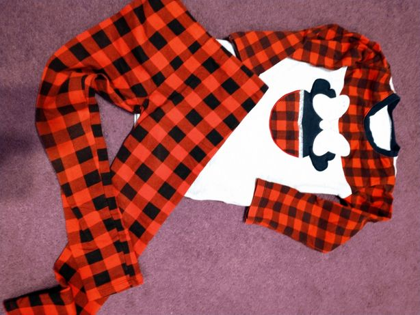 Komplet bluza spodnie