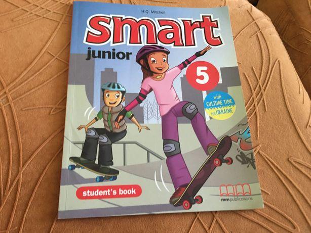 Книжки з Англійської, Smart Junior 5