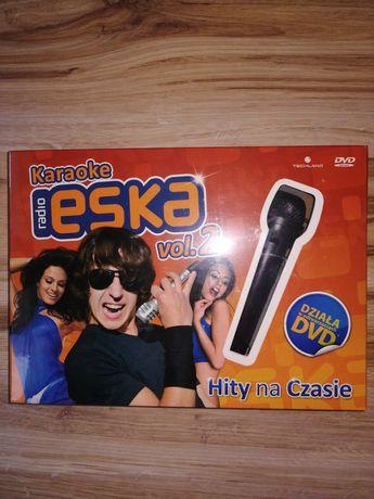 Karaoke Nowe z mocrofonem