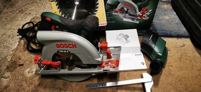 Bosch PKS 55 piła tarczowa