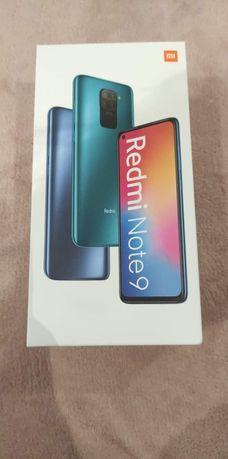 Xiaomi Redmi note 9 nowy