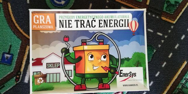 Gra planszowa nie trać energii