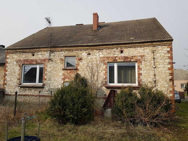 Dom jednorodzinny Gęzyn (Gmina Poraj), duża działka 1,1ha