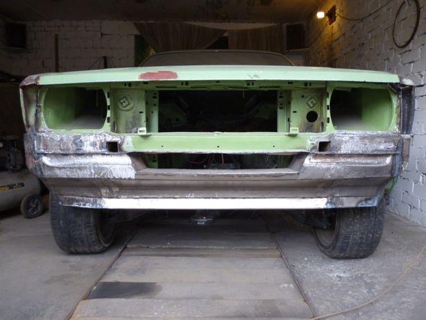 Ford кузов Granada