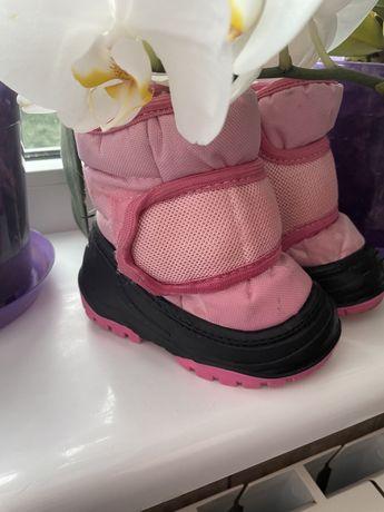 Дитячі чобітки Alise Line