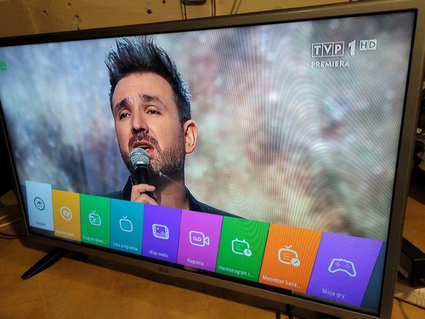 Telewizor 32 cale LG GWARANCJA 24m, android tv z dodatkową dopłatą.
