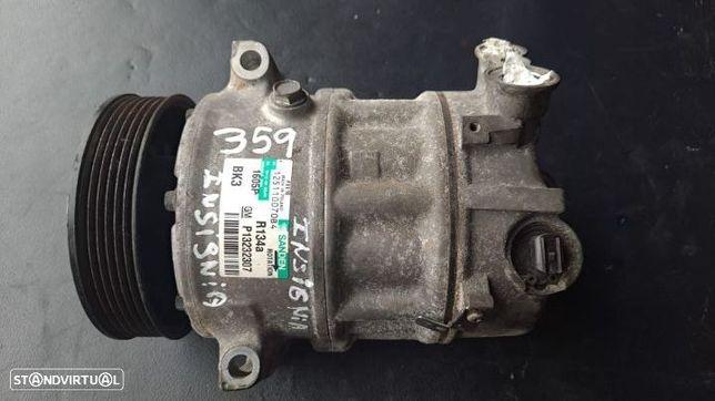 Compressor Ar Condicionado A/C Opel Insignia 2.0 CDTI Ref:GM P13232307