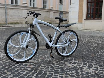 Велосипед BMW на литих дисках 17 рама 26 колеса найкращий вибір