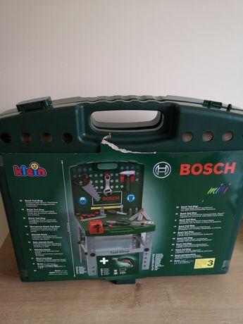 Warsztat walizkowy Bosch dla dzieci nr 464