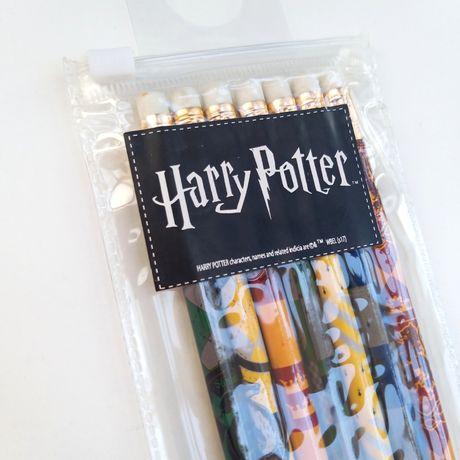 Harry Potter Conjunto de Lápis
