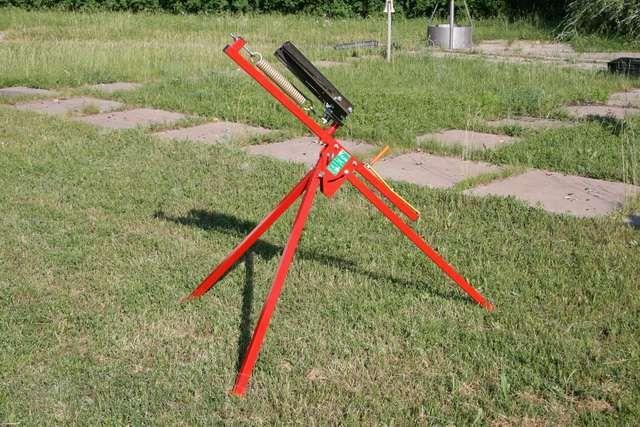 Метательная машинка Дуплет для стендовой стрельбы ТМ Shama