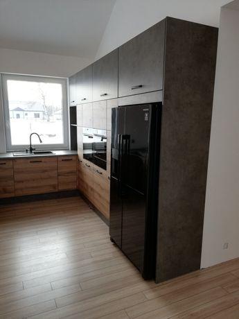 Usługi stolarskie - Stolarz - meble na wymiar - kuchnia - wizualizacja
