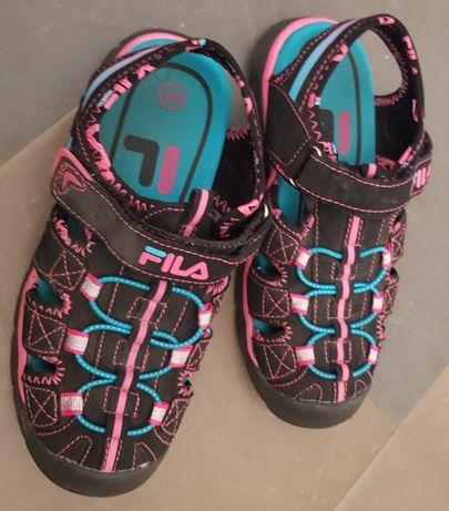 Sandały damskie Fila rozmiar 36.
