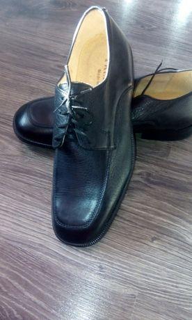 Продам кожаные туфли!