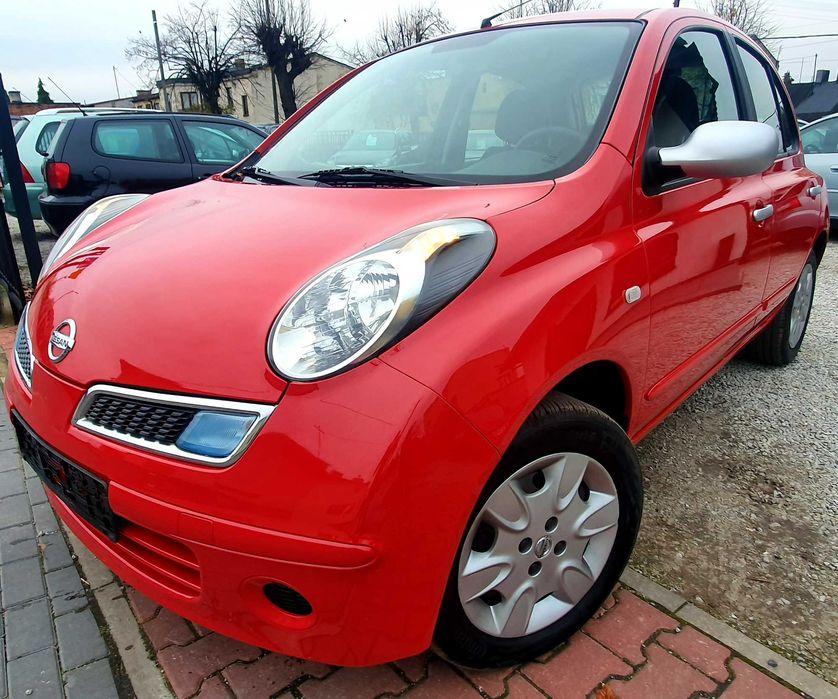 Nissan_Micra_5_Drzwi_2009R_Wersja_Z5_122tyś/km_Idealny_stan_Opłacona_ Łask - image 1