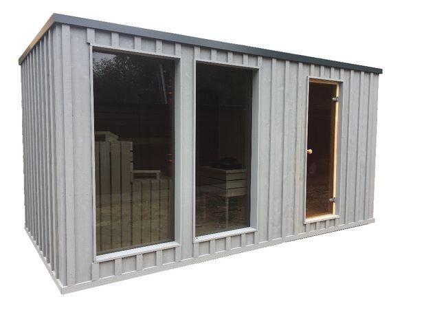 Sauna gotowa do transportu, Sauna sucha, Sauna fińska, Sauna ogrodowa