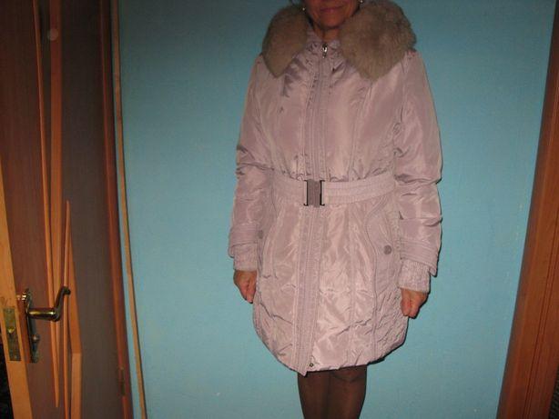 зимняя куртка ( размер 50-52)