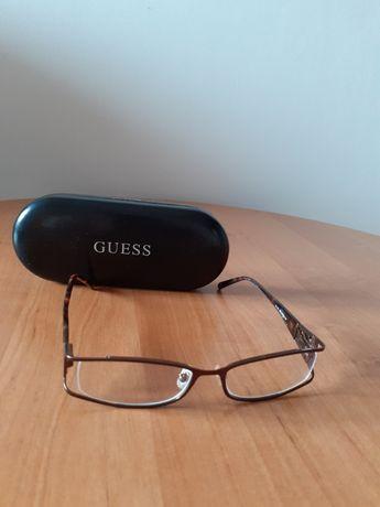 Oprawki okularowe GUESS