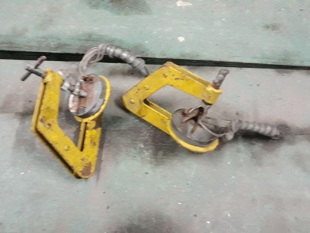 Zgrzewarka łatek na dętki do podłączenia na akmulator 12 V -
