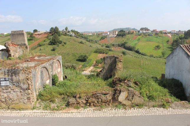 Terreno com ruina - Olhalvo