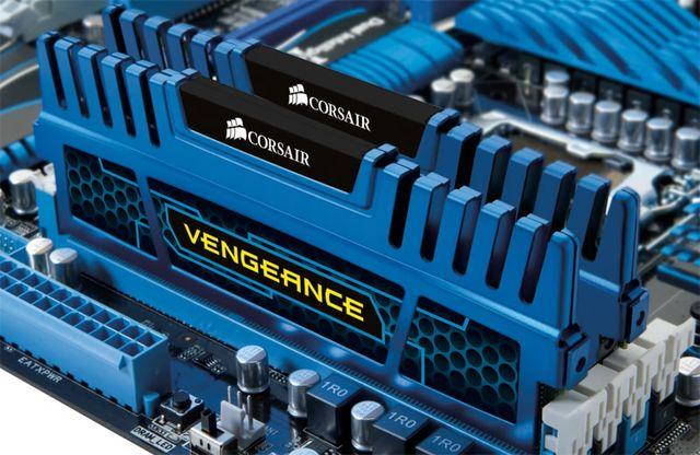 Corsair Vengeance 4 GB (2x2GB) DDR3 1600 MHz (CMZ4GX3M2A1600C9)