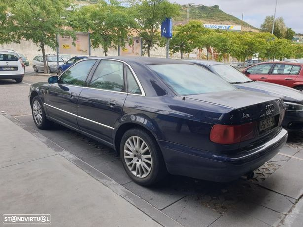 Audi A8 GPL