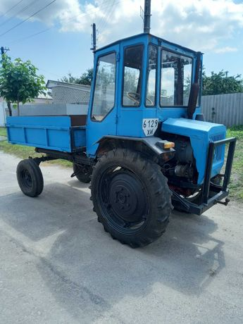 Трактор ДВШ Т-16