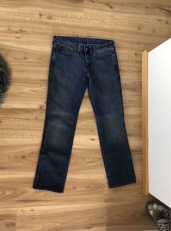 Nowe jeansy, spodnie straight Wrangler model Charlie r. W28 L30/ S