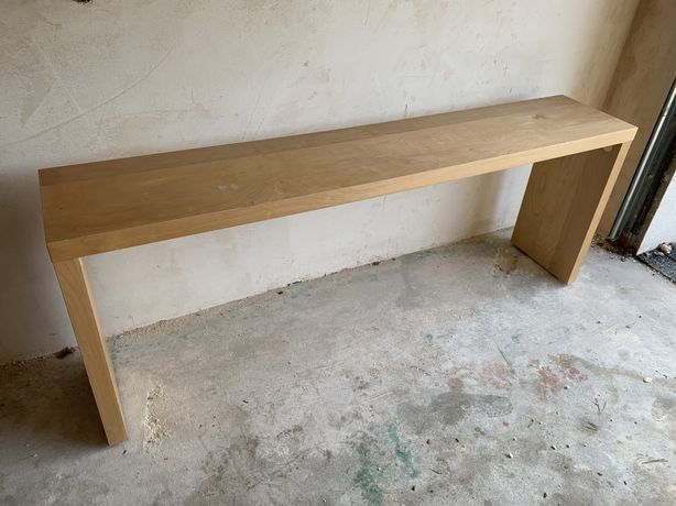 Ikea MALM nadstawka na łózko