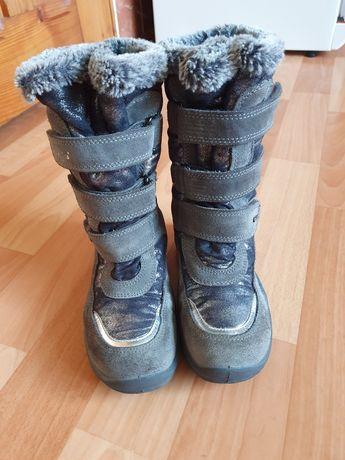 Ботинки чоботи зима Primigi Италия Gore-Tex -30. 31 20 20.5 см