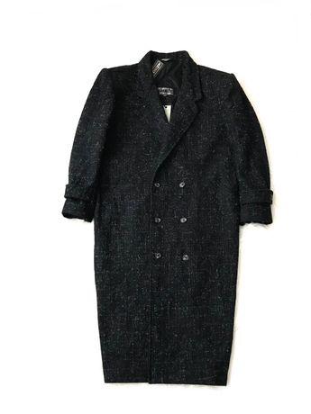 Стильное длинное пальто оверсайз Швеция Оригинал S/M