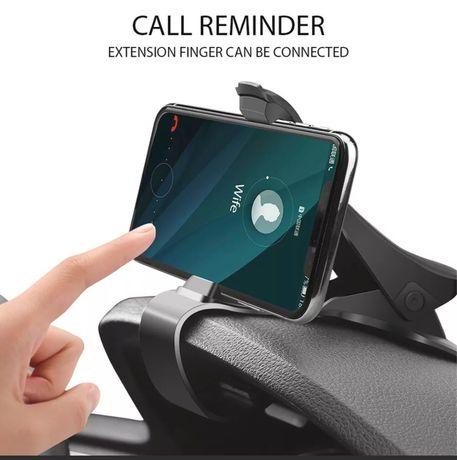 Suporte tablier universal para Smartphone - Novo