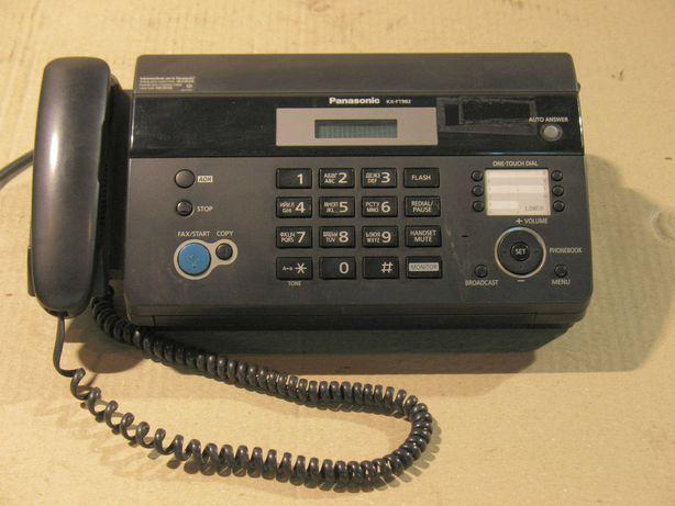 Panasonic  KX-FT982 - факсимильный аппарат на термобумаге