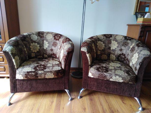 Kanapa z funkcją spania + dwa fotele