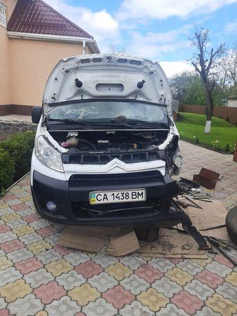 Авто після дтп Сітроен джампи 1.6 дизель