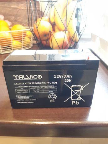Akumulator UPS  lub centrali alarmowej